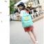 กระเป็าเป้แฟชั่น เซทพิเศษ 4 ใบ สีพาสเทลหวานโดนใจ thumbnail 28