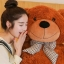 ตุ๊กตาหมียิ้ม ขนาด 120 CM. (สินค้าขายดี) thumbnail 6