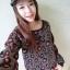 เสื้อกันหนาวแฟชั่นเกาหลี สีสันสุดคลาสิก ลวดลายสะดุดตา thumbnail 8