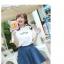 กระเป็าเป้แฟชั่น เซทพิเศษ 4 ใบ สีพาสเทลหวานโดนใจ thumbnail 20