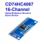 CD74HC4067 16-Channel Analog Digital Multiplexer Board Module thumbnail 1