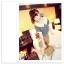 เสื้อแฟชั่นเกาหลี คลาสสิคกับเสื้อลายขวาง เพิ่มเสน่ห์ให้กับชุดด้วยเย็บคอและปกแบบตุ๊กตา thumbnail 1