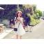 เดรสแขนกุดสไตล์หวานๆ สดใส น่ารัก แบบสาวญี่ปุ่นกันเลยทีเดียว thumbnail 18