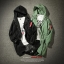*Pre Order*Winter camouflage long coat trench coat men's large jacket แฟชั่นญี่ปุ่น size M-5XL