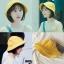 *Pre Order*Dome*หมวกผ้าลูกฟูกแฟชั่นสไตล์ญี่ปุ่น size M 56-58 cm.