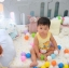 รีวิว คอกกั้นเด็ก เฮนิม รุ่น Petit กับลูกบอลเกาหลี ขอบคุณน้องโกฮังครับ thumbnail 3