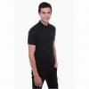 เสื้อโปโล Geeko ตรากวาง สีดำ