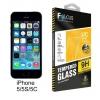 Focus ฟิล์มกระจกนิรภัยแบบใส iPhone 5/5s/5c/SE