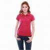 เสื้อโปโล Geeko ตรากวาง สีแดง
