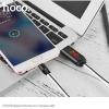 Hoco U29 สายชาร์จ Micro USB มีหน้าจอ LED ตั้งเวลาชาร์จได้ และสามารถ แสดงผล กระแสไฟ / โวตต์