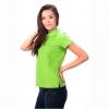 เสื้อโปโล Geeko ตรากวาง สีเขียวอ่อน
