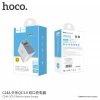Hoco C24A Adapter Quick Charge 3.0 2 port USB และ Type-C