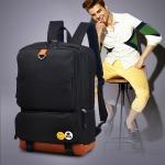 กระเป๋าเดินทาง สีดำ (ดูในภาพ)