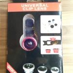 คลิปเลนส์ UNIVERSAL CLIP LENS สำหรับใช้กับกล้องมือถือ