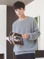 เสื้อกันหนาวเกาหลี ขนฟูหนานุ่ม อุ่นสบาย มี5สี