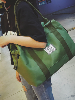 กระเป๋าเดินทางแนวลำลอง แต่งสายคาด มี5สี