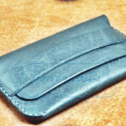 แพทเทิร์น กระเป๋าใส่นามบัตร แบงค์