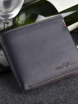 กระเป๋าสตางค์เกาหลี สีตามรูป เนื้อนิ่ม หรูหรา ออกแบบด้านในสวยงาม