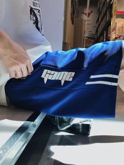 กางเกงขาสั้นเกาหลี แต่งลายขอบด้านข้าง มี3สี