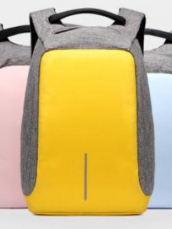 กระเป๋าเป้สะพายเกาหลี แนวท่องเที่ยว ดีไซน์กันขโมย มี5สี