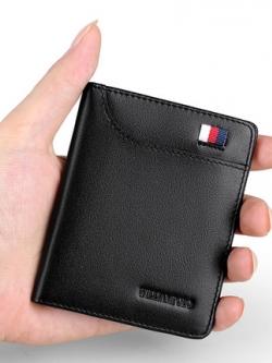 กระเป๋าสตางค์เกาหลี Williampolo แนวตั้ง บางเฉียบ มี3สี
