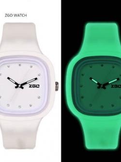 นาฬิกา ZGO WATCH เรืองแสง กันน้ำ ดีไซน์เท่ มี6สี