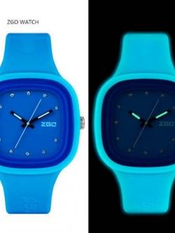 นาฬิกา ZGO WATCH เรืองแสง กันน้ำ แนวแฟชั่น มี4สี