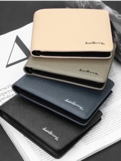 กระเป๋าสตางค์เกาหลี baellerry ดีไซน์เรียบสวย แนวอินเทรนด์ มี4สี