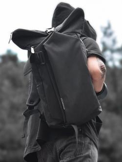 กระเป๋าเป้สะพายเกาหลี แนวปิคนิค เก็บของได้เยอะ ทรงเท่ มี3สี
