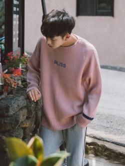 เสื้อแขนยาวแฟชั่น ทรงหลวมสไตล์เกาหลี แนวกำมะหยี่ มี3สี