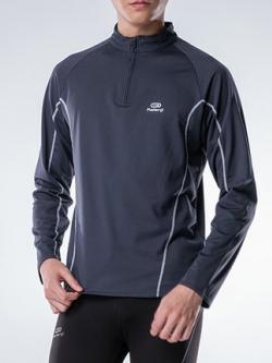 เสื้อกีฬาแขนยาว แนววิ่งจ๊อกกิ้ง บางเบาระบายอากาศ มี3สี
