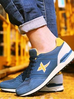 รองเท้าวิ่งผ้าใบเกาหลี XTEP แนวSport ทรงระบายอากาศ มี3สี