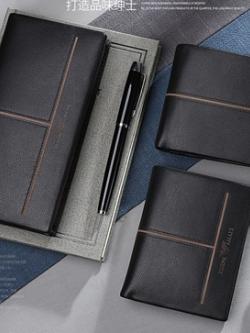 กระเป๋าตังค์สีดำเกาหลี JOSEPH AMANI แต่งขอบเส้นสวย มี3แบบ
