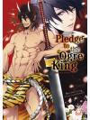 (วายแปล) Pledge to the Ogre King ~ปฏิญาณรักราชันยักษ์~ + เล่มมินิ (ล.1) / Riichi Takao :: ค่าเช่า 66 ฿ (Manjyu-San) B000017135
