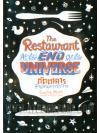 ภ้ตตาคาร สุดปลายทางจักรวาล ล.2 ชุด Hitch-Hikers Guide to the Galaxy (The Restaurant at the End of the Universe, Hitch-Hikers Guide to the Galaxy #2) / ดักลาส อดัมส์ (Douglas Adams); แทนไท ประเสริฐกุล(แปล) :: มัดจำ 275 ฿, ค่าเช่า 55 ฿ (เพิร์ล พับลิชชิ่ง Cy