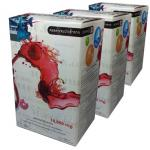Dountt Collagen peptide 10000 mg 3 กล่อง 1050 บาท แถมแก้วเชค 3 ใบ