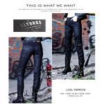 กางเกงยีนส์ uglybros รุ่นUBS08 ผู้หญิง