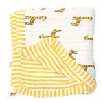 Mussalin Blanket (Yellow) ผ้าห่มมัสลิน สีเหลือง