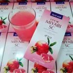 Miyabi SC มิยาบิ เอสซี คอลลาเจน ช่วยทำให้คุณ มีผิวพรรณ ที่กระจ่างใส เปล่งปลั่ง