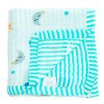 Mussalin Blanket (Blue) ผ้าห่มมัสลิน สีฟ้า