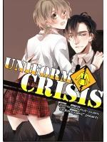 (วาย) Uniform Crisis สายสิญจน์ + น้ำมนต์ โดจินเล่มพิเศษจาก ปฏิบัติการณ์ร้ายต้องห้ามรัก / ozakaozygenz :: ค่าเช่า 24 ฿ (ทำมือ) B000017113