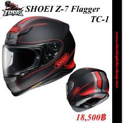 หมวกกันน็อคSHOEI Z-7 Flagger TC-1