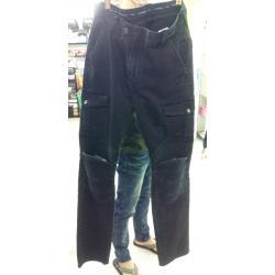 กางเกงยีนส์ uglybros สีดำซีด(มีการ์ด) แบบกระเป๋าข้าง แท้