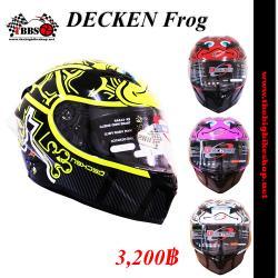 หมวกกันน็อค DECKEN Frog (Deal of the week)