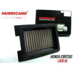 กรองสแตนเลส Hurricane for CBR 250i