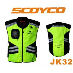 เสื้อกั๊ก Scoyco JK32