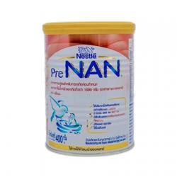 นม Pre Nan 400g. สำหรับเด็กคลอดก่อนกำหนด