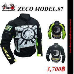เสื้อการ์ดผู้ชาย ZECO RACING MODEL.07