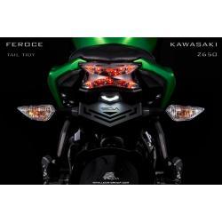 ท้ายกุดสำหรับ KAWASAKI Z650 TAIL TIDY รุ่น FEROCE