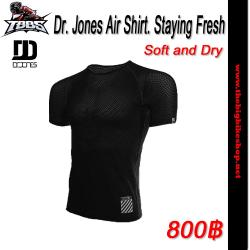 เสื้ออินเนอร์ Dr. Jones Air Shirt. Staying Fresh | Soft and Dry.